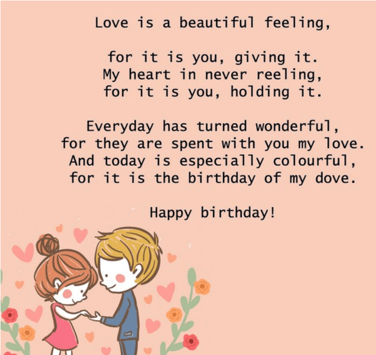 Top 85+ Inspirational Birthday Greetings and Poems With ...