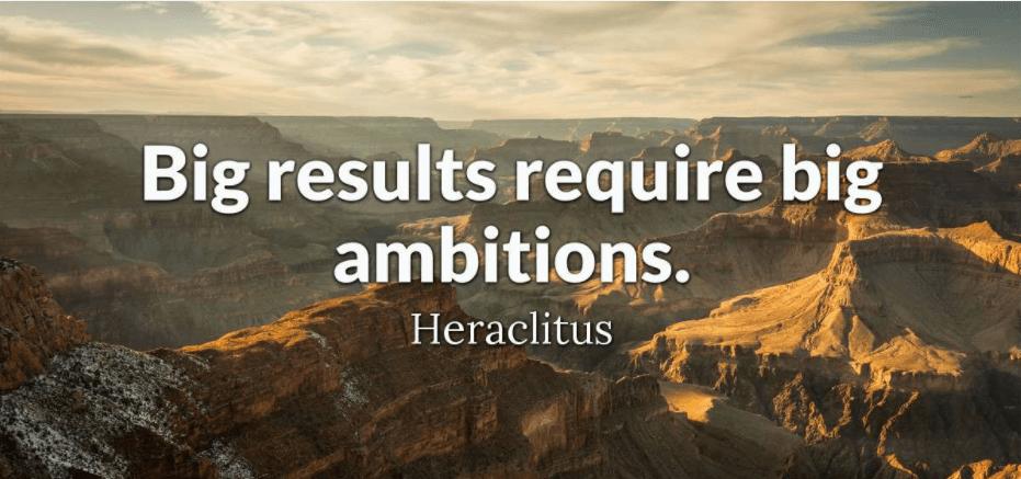 Big Success Quotes In English