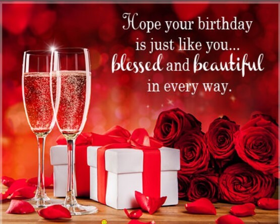 Birthday Greeting Messages For Wife