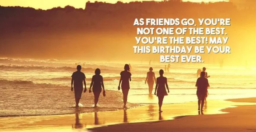 Birthday Greetings For Best Friends