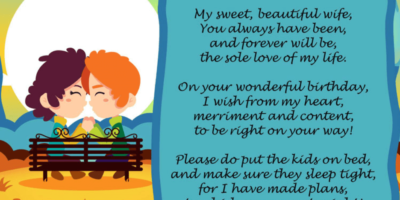 Birthday Poem For Her
