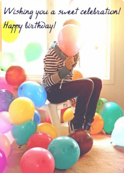 Birthday Quotes And Wishes For Girlfriend
