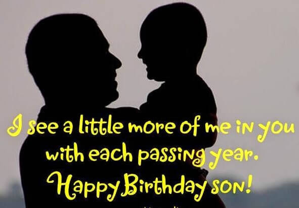 Birthday Quotes For A Son