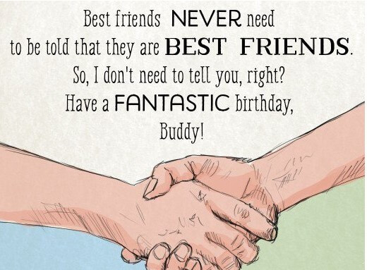 Birthday Quotes For Best Friends Boy
