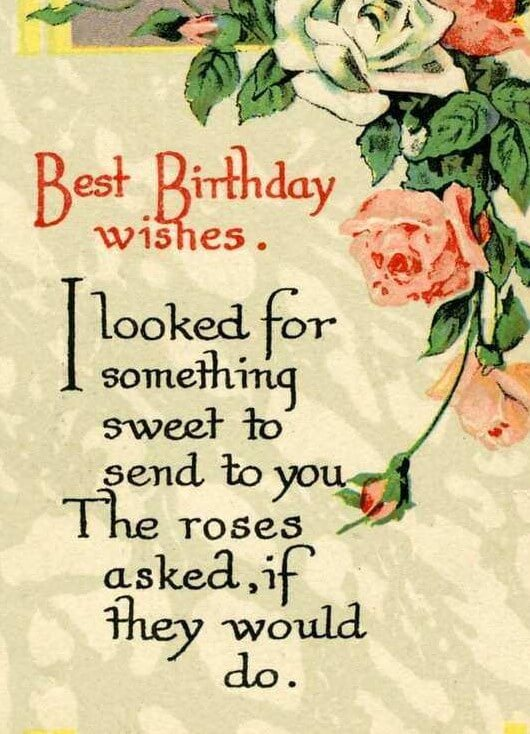 Birthday Quotes For Best Friends Funny