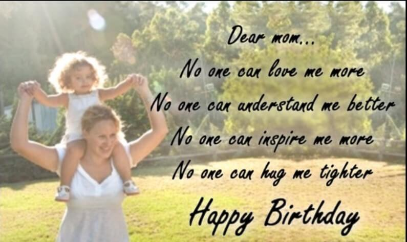 Birthday Quotes For Mom Funny