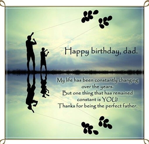 Birthdaywishes For Dad