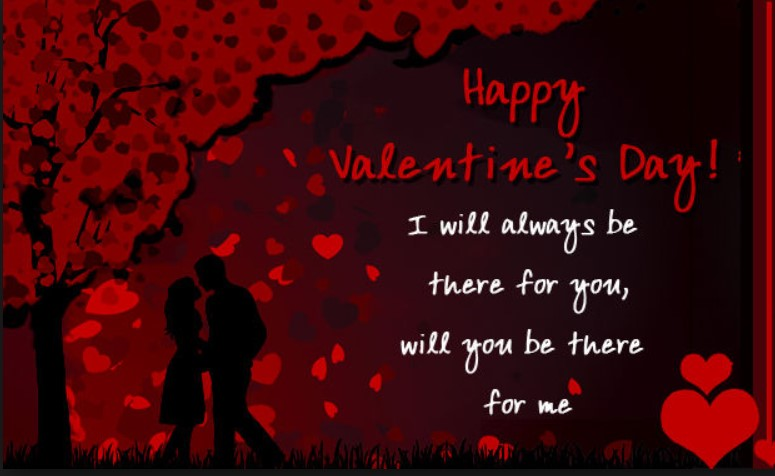 Black Valentine Love Quotes