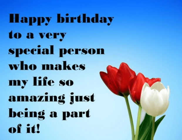 Encouraging Birthday Wishes With Images