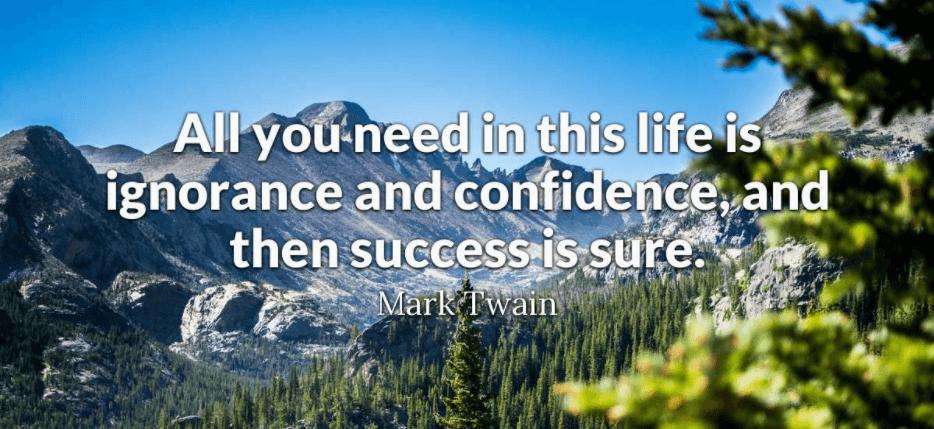 Famous Big Success Quotes