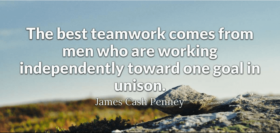 Funny Team Quotes Motivational