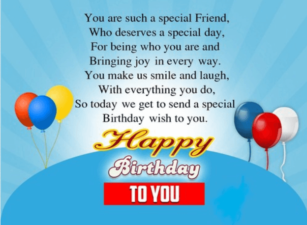 Happy Birthday Famous Quotes And Wishes
