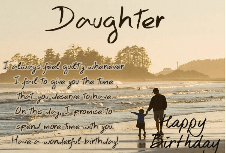 Daughter Quote Inspirational Gift For Daughter Birthday: 60 Best Happy Birthday Quotes And Sentiments For Daughter