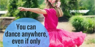 Inspirational Dance Quotes Images