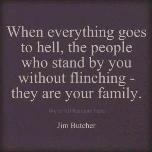 Inspirational Quotes About Bad Family