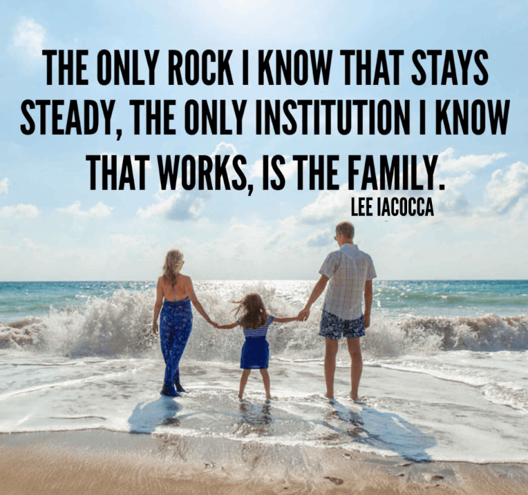 Inspirational Quotes About Family Friends And Love