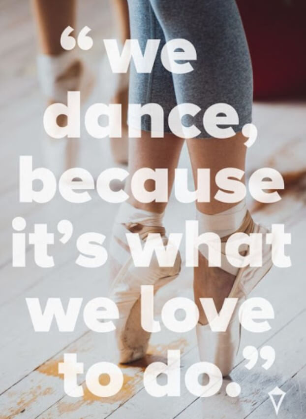 Inspirational Quotes For Dance