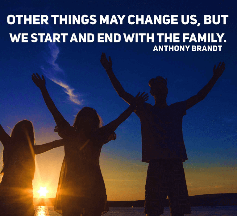 Inspirational Quotes For Family Unity