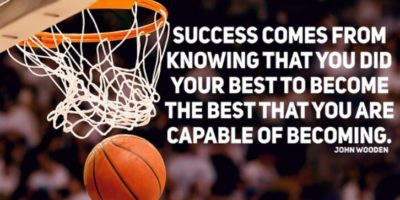 Inspirational Quotes In Basketball
