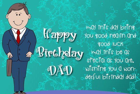 Lovely Quotes For Dads Birthday
