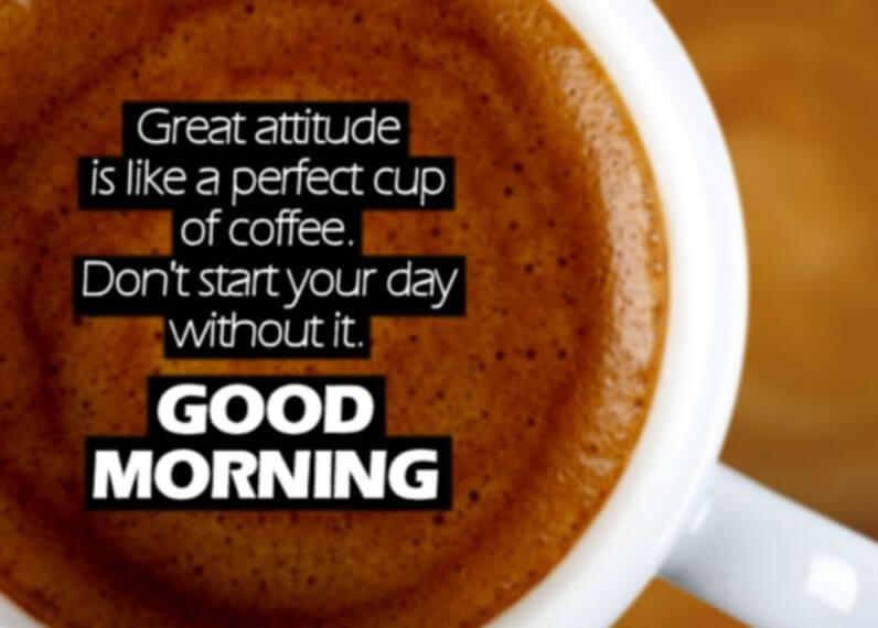Morning Coffee Inspirational Quotes