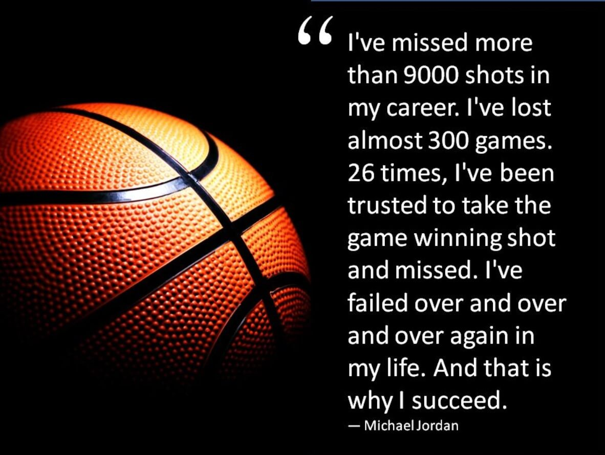 50+ Best Inspirational Basketball Quotes - Quotes Yard