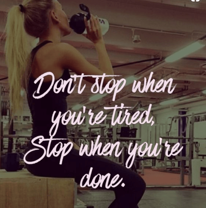 Motivational Quotes For Weight Loss And Exercise