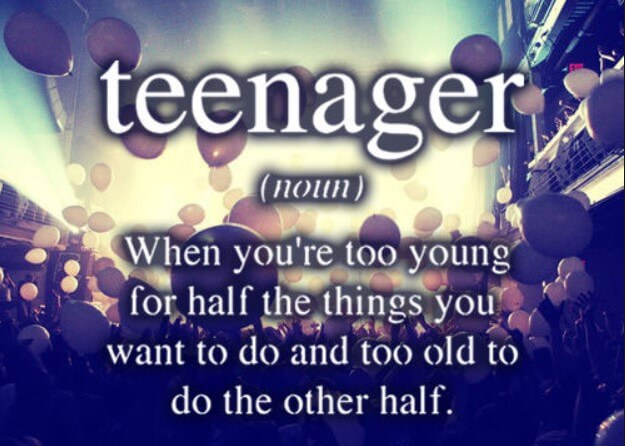 Motivational Teenager Quotes