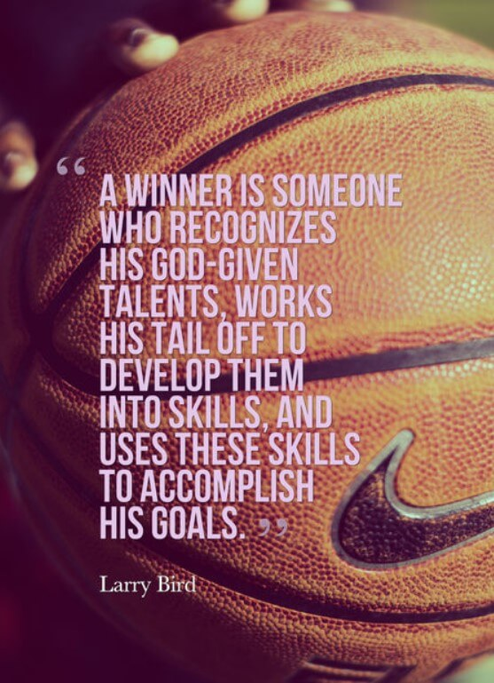 Nike Basketball Inspirational Quotes
