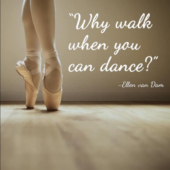 Quotes About Dance And Passion