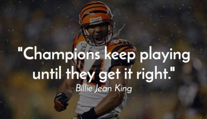Success Quotes From Sports Figures
