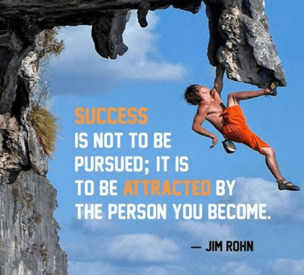 The Most Successful Person Quotes