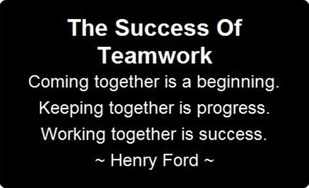 Top 10 Success Teamwork Quotes