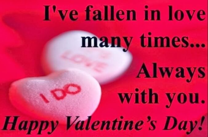 Valentine Love Quotes And Images