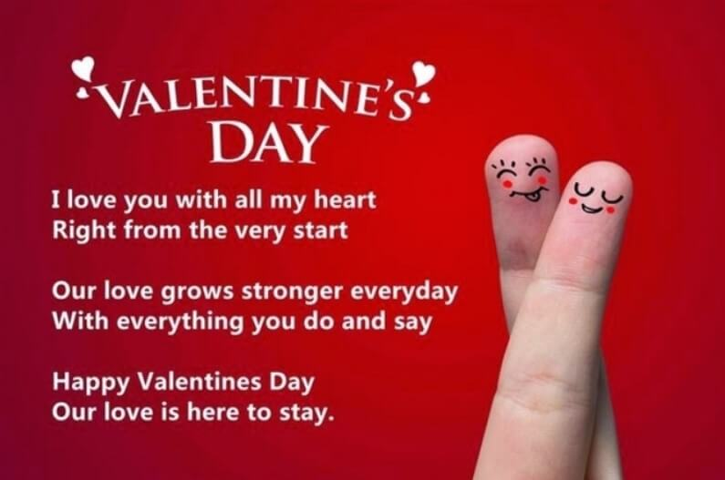 Valentines Love Quotes For Her