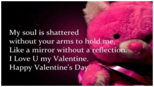 Valentines Day Love Poems For Girlfriend