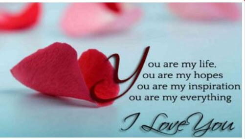 Valentines Day Love Poems For Wife