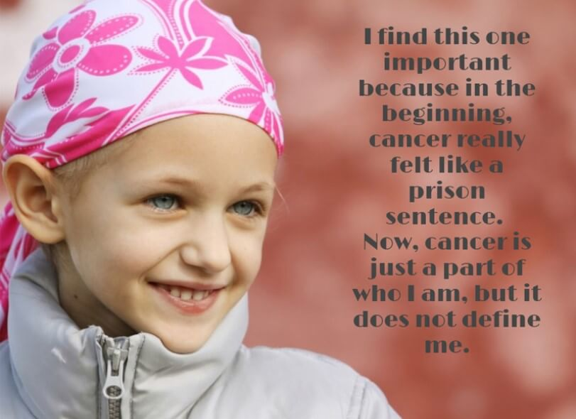 Childhood Cancer Inspirational Quotes