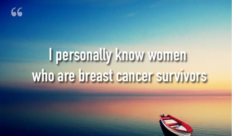 Living With Cancer Inspirational Quotes
