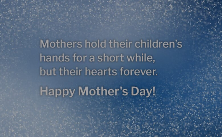 Mother's Day Encouraging Quotes