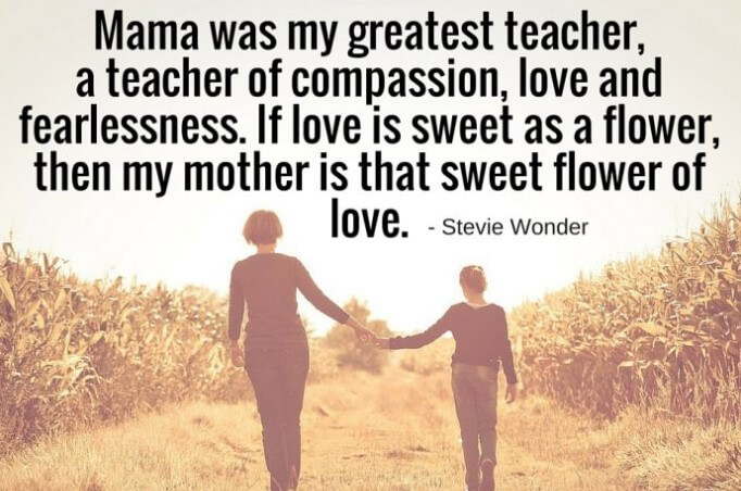 Mothers Day Loving Quotes