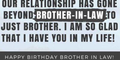 Funny Brother In Law Quotes