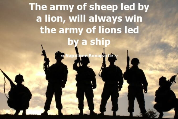 Military Quotes About Brotherhood