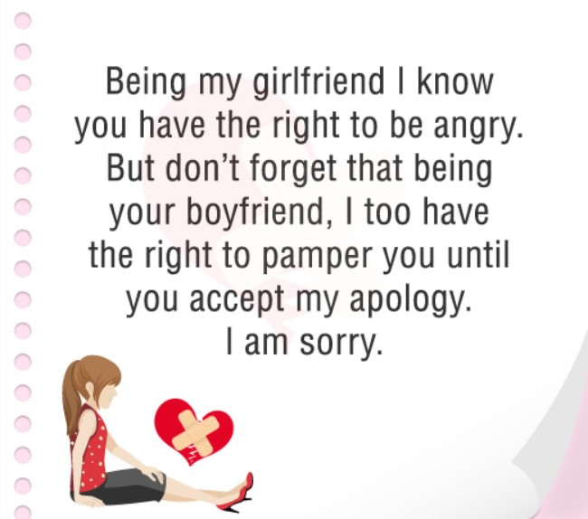 Apology Letter To Boyfriend After Fight