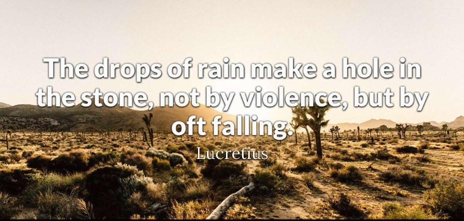 50 Cute Enjoying Rain Quotes