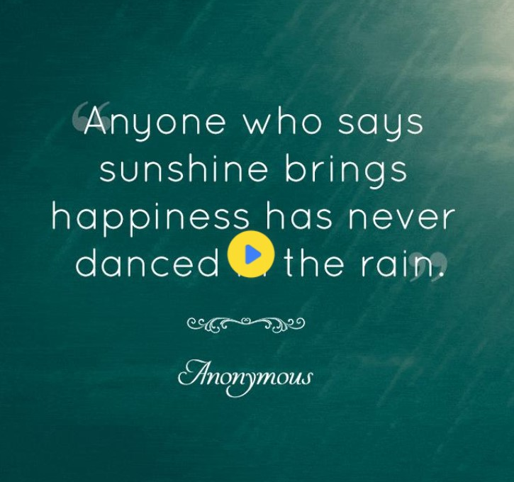 Rainy Day Love Quotes For Girlfriend