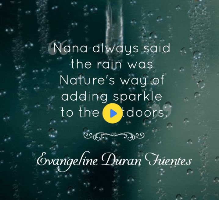 Rainy Day Quotes For Lovers