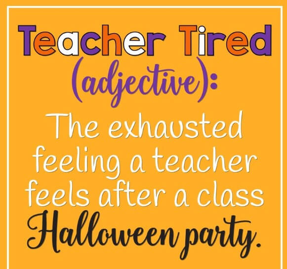 Halloween Sayings For Teachers