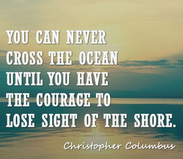 Inspirational Christopher Columbus Quotes On Success