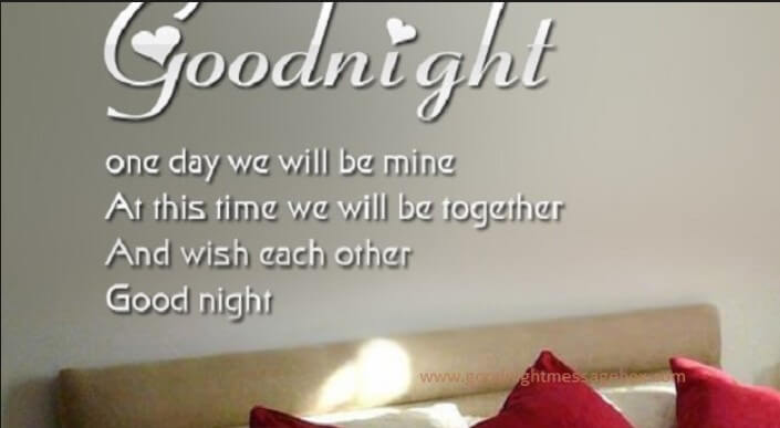 Romantic Good Nit Quotes